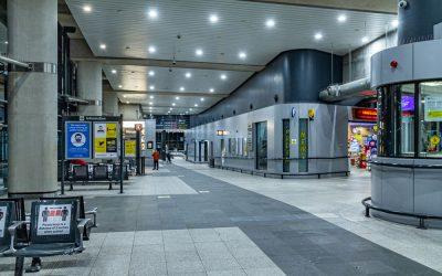 Manchester Shudehill Interchange
