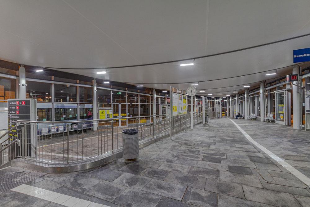 West street oldham bus station