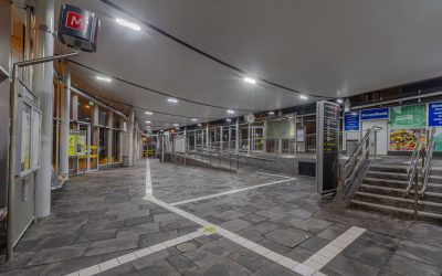 Oldham West Street Bus Station